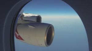 qantas engines