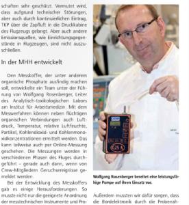 Wolfgang Rosenberger (source: MHH Forschen und Wissen)